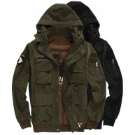 Military Special Force Airborne Hoodie Jacket