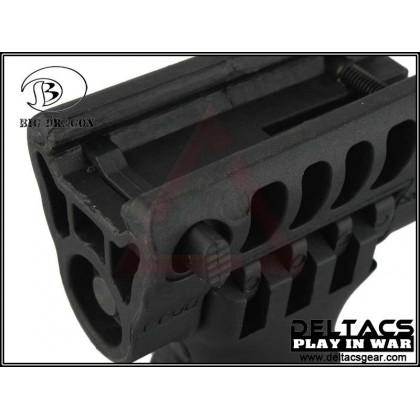 Big Dragon T-POD Tactical Foregrip Bipod - Black