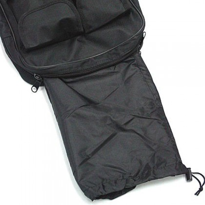 Deltacs Airsoft/Paintball Dual Rifle Carrying Bag(100cm) - Black