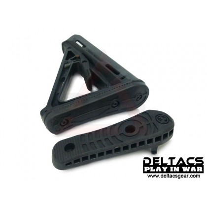 Magpul PTS MOE Stock with Buttpad - Dark Earth