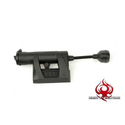 Night-Evolution NE05006 Modular Personal Lighting System(MPLS) - Black
