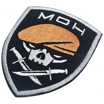 Medal of Honour 75th Ranger Regiment Velcro Patch - Black