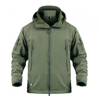 Deltacs Sharkskin Softshell Water Resistant Tactical Jacket