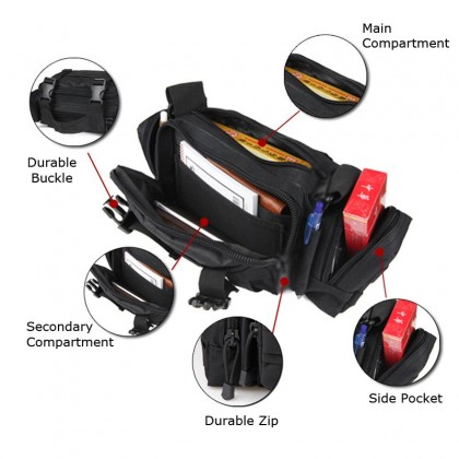 3P Tactical Deployment Waist Bag