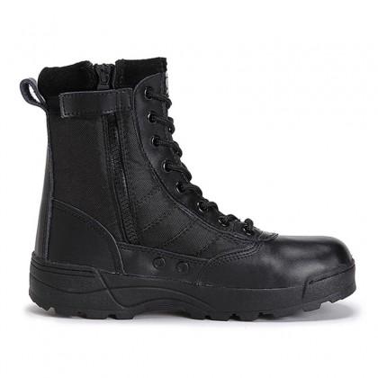 [Marketplace]Combat Swat Army Military Hiking Tactical Boots Kasut Operasi